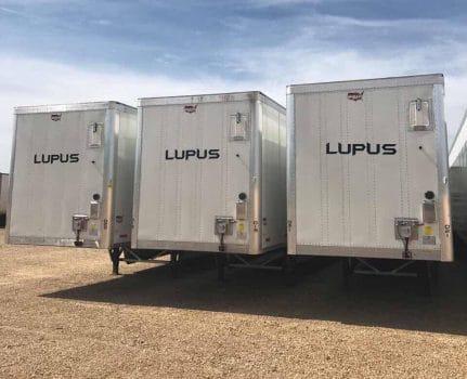 Lupus Wabash trailers